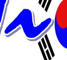 HI S.KOREA Sticker