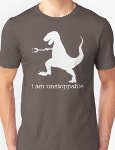 T-Rex I Am Unstoppable Unisex T-Shirt