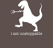 T-Rex I Am Unstoppable Unisex T-Shirt