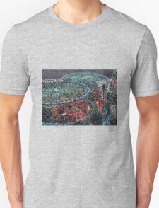 Fishing Circles T-Shirt