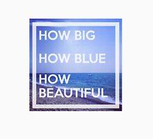 Big and Blue T-Shirt