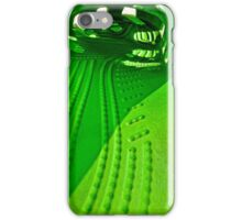 Guess what?   Just a Croc! iPhone Case/Skin