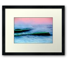 Turimetta at Dusk Framed Print