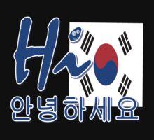 HI SOUTH KOREA One Piece - Short Sleeve