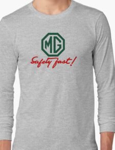 MG Safety Fast Long Sleeve T-Shirt