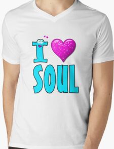 I LOVE SOUL MUSIC. T-Shirt