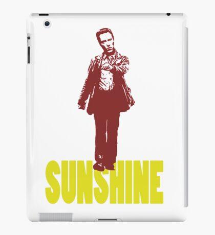 SIMPLY WALKEN ON SUNSHINE iPad Case/Skin