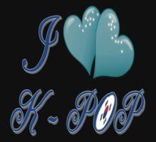 I LOVE K-POP Kids Clothes