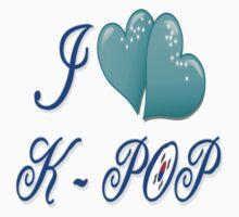 I LOVE K-POP by cheeckymonkey