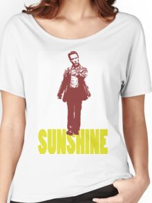 SIMPLY WALKEN ON SUNSHINE Women's Relaxed Fit T-Shirt