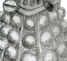 Doctor Who Dalek Sticker