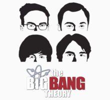 Bigbang  Theory Baby Tee