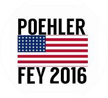 Poehler Fey 2016 by allyroos