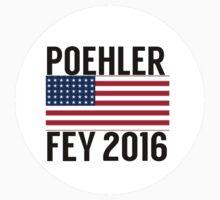 Poehler Fey 2016 T-Shirt