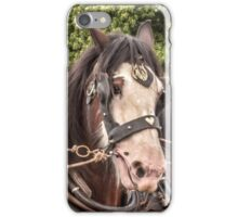 The Three Amigos - Heavy Work Horses iPhone Case/Skin