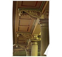 0023 Architectural Detail Poster
