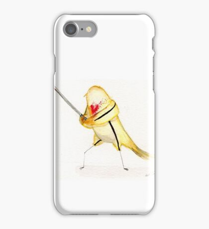 Birdtrix Kiddo- Kill Bill iPhone Case/Skin