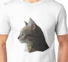Polygon Cat Unisex T-Shirt