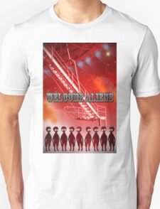 A Visit From The Red Planet T-Shirt