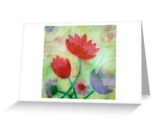 Faux Painting Greeting Card