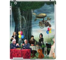 Stephen Hawking's Party iPad Case/Skin