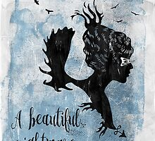 A Beautiful Nightmare by Sybille Sterk