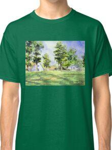 Mission San Luis Tallahassee Florida Classic T-Shirt