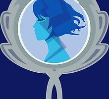 Mirror Gem by momothistle