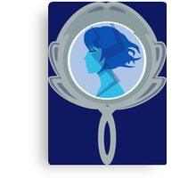 Mirror Gem Canvas Print