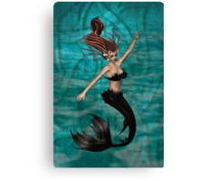 Vampire of the Water Realms Canvas Print