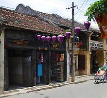 Quiet Streets of Hoi An, Vietnam by Ersu Yuceturk