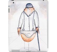 Alex DeLark- Nerdy Birdy Clockwork Orange iPad Case/Skin