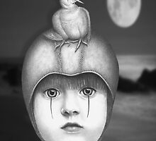 The Night of the Egg-shaped Moon by Cynthia Lund Torroll
