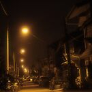 Village Night Life  by withsun