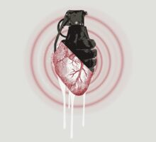 The Love Grenade by densitydesign