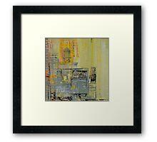 New York Series 2015 013 Framed Print