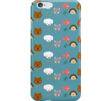 Animalitos iPhone Case/Skin