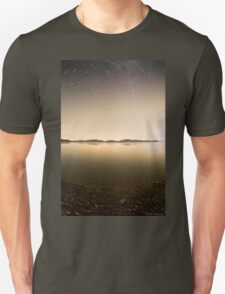 North Star over Plastira lake T-Shirt