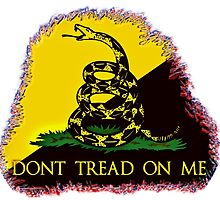 Don't Tread On Me by Buckwhite