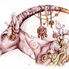 Antilopa by Maryna  Rudzko