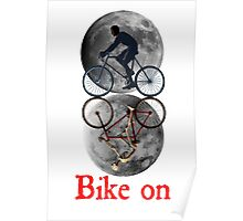 Bike on Poster