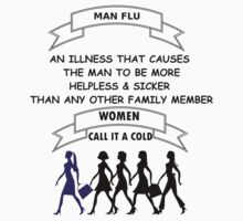 Man Flu by Stephen Willmer