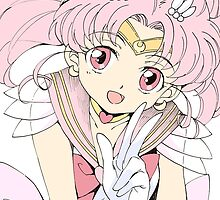 Sailor Chibiusa - Minimoon by Optimistic  Sammich