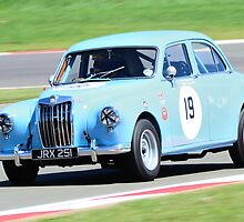 MG Magnette by Willie Jackson