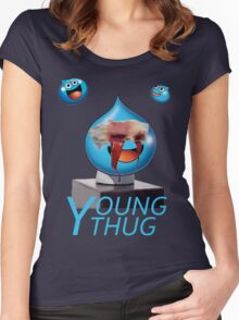 Young Thug: Slime Season 2 Women's Fitted Scoop T-Shirt