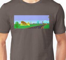 Road Blasters Octopus Unisex T-Shirt