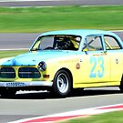 Volvo Amazon by Willie Jackson