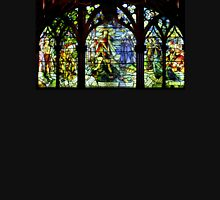 Dossin Great Lakes Museum Gothic Room Stained Glass Window Unisex T-Shirt