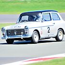 Austin A40 by Willie Jackson