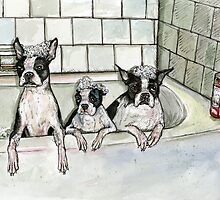 Bathtub Buddies by Elle J Wilson